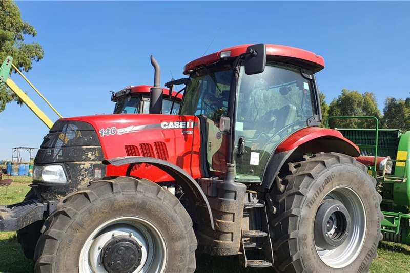 Case 4WD tractors Case Puma 140 Tractors