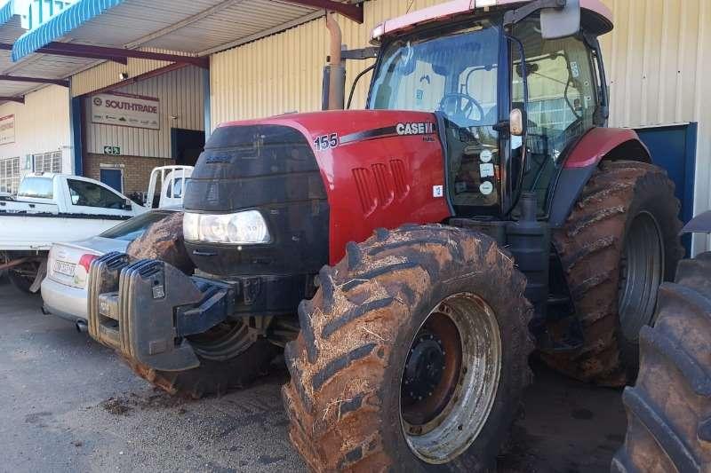 Case Tractors 4WD tractors Case Puma 155, 4WD
