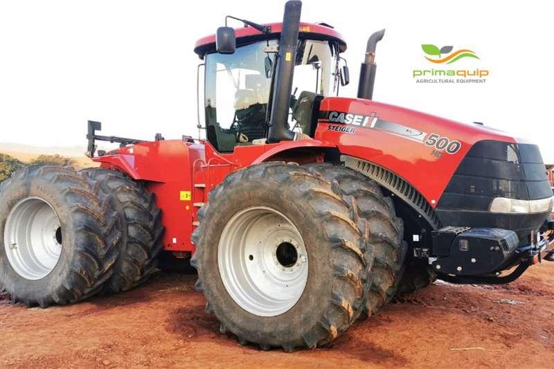 Case Tractors 4WD tractors Case STX 500 2014