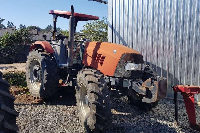 Case Tractors 4WD tractors Maxxum 125 2010