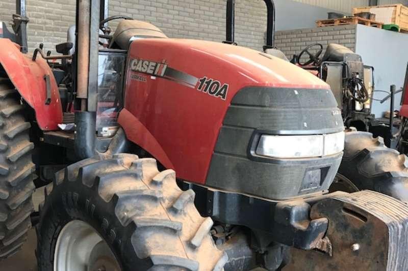 Case Tractors Case FarmAll 110 4wd Tractor 2013