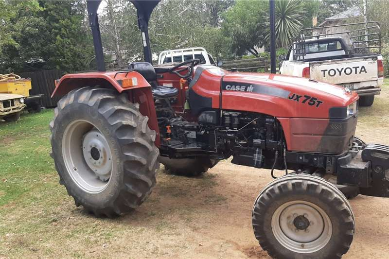 Case Tractors Case JX 75T Tractor