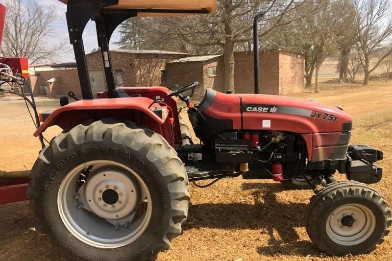 Case Tractors Case JX75T