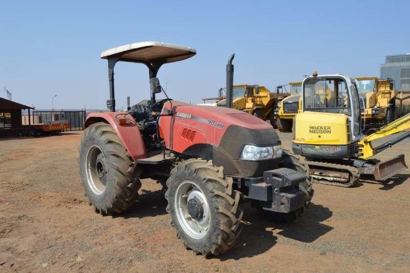 Case Tractors Case JXM90 2015