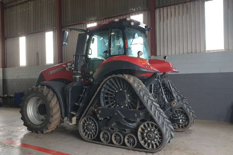 Case Tractors Case Magnum340 4wd Tractor 2016