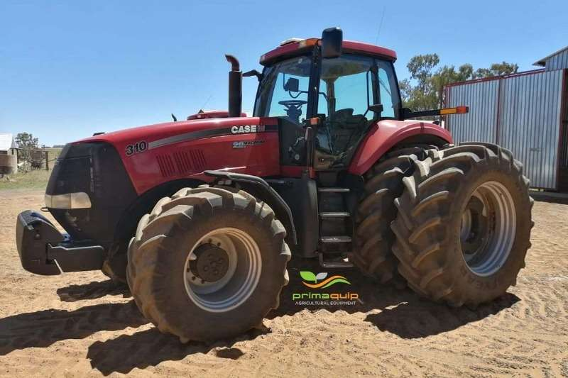 Case Tractors Four wheel drive tractors Case IH Magnum 310 2008