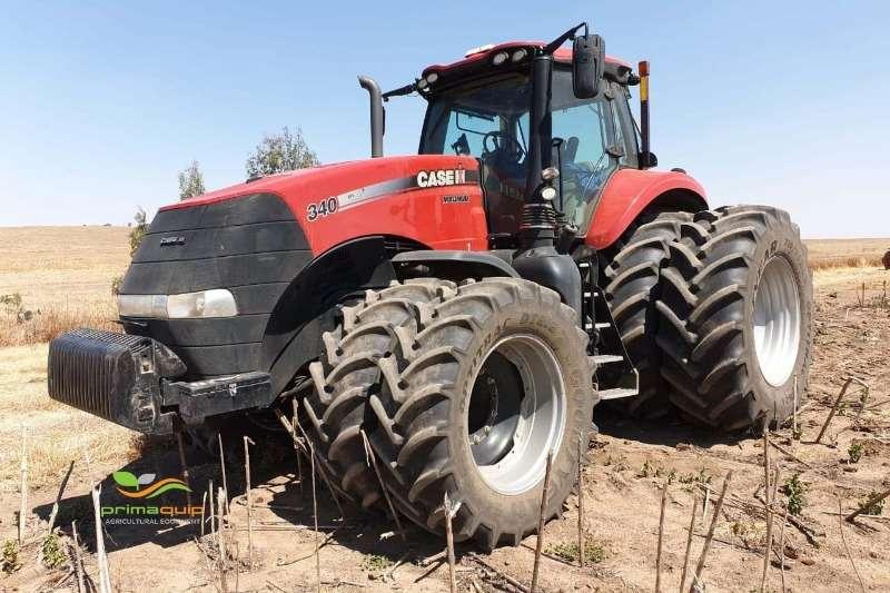 Case Tractors Four Wheel Drive Tractors Case IH Magnum 340 2016