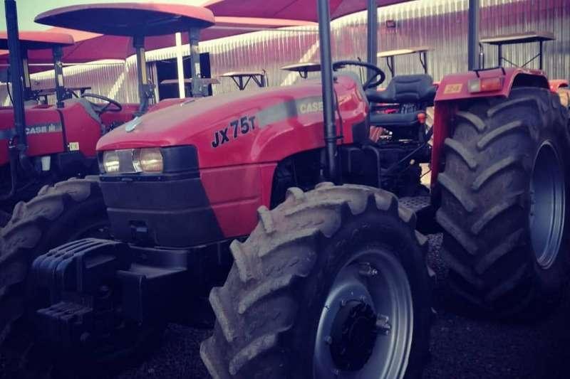 Case Tractors Four Wheel Drive Tractors Case JX 75