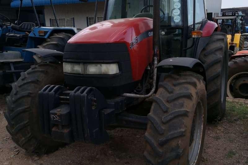 Case Tractors Four Wheel Drive Tractors Case JX95 Cab