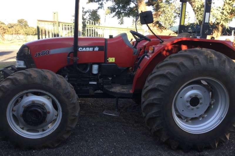 Case Tractors JX80