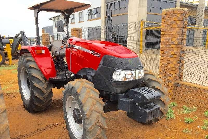 Case Tractors JXM90 2016