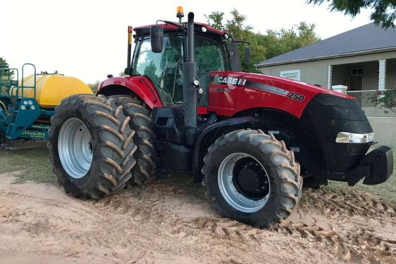 Case Tractors Row crop tractors Case Magnum 250 2016