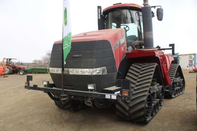 Case Tractors STX 600 Quad Trac 2017
