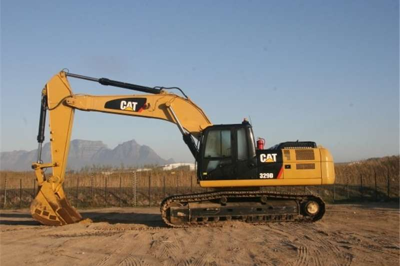 CAT Machinery