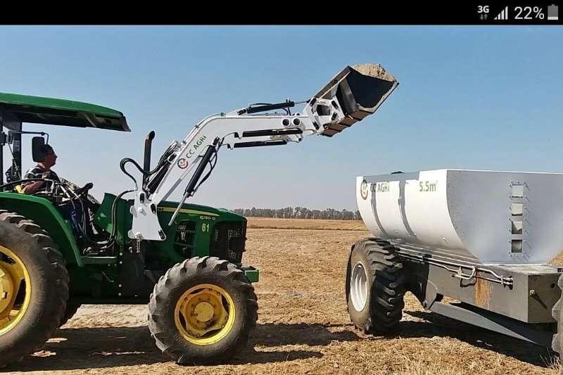 CC Agri Farming CC Agri Laaigraaf/Front End Loader Front end loader