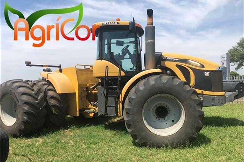 Challenger Tractors 2015