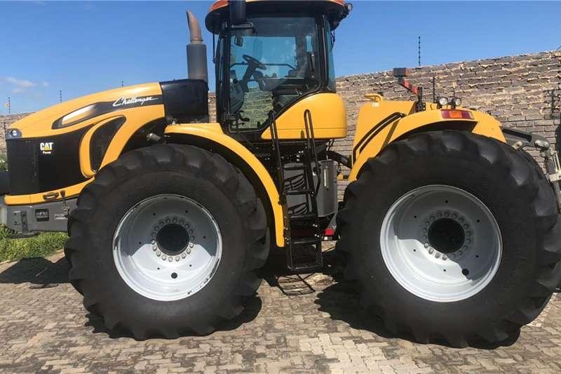 Challenger 4WD tractors Challenger MT 965 C Tractors
