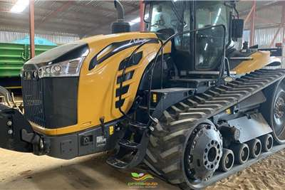 Challenger Tracked tractors Challenger MT 875 E Tractors
