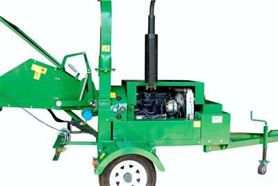Disc chippers Mobile Wood Pro DH160 Chippers