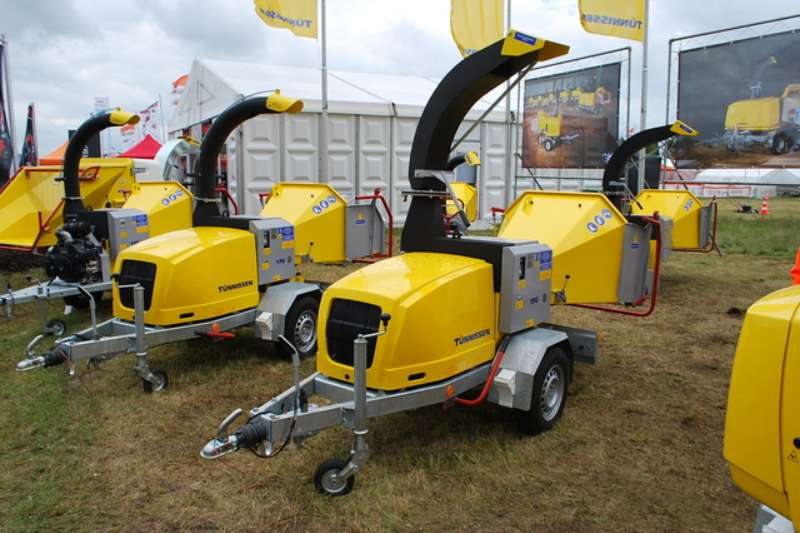 Chippers Disc chippers TS Industries WS 18 35D Disc Chipper 2019