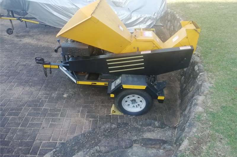 Chippers Other chippers TERMIGHT CHIPPER 225 2015