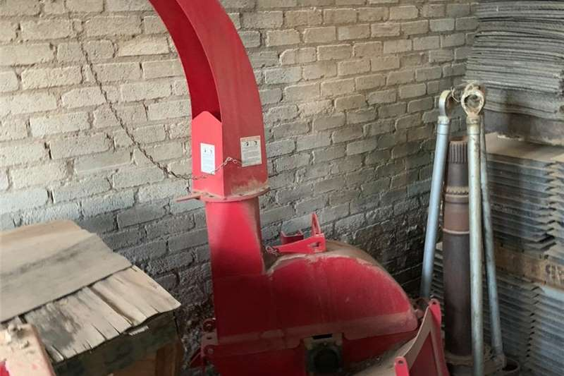 Wood chippers CHIPPER MACHINE Chippers