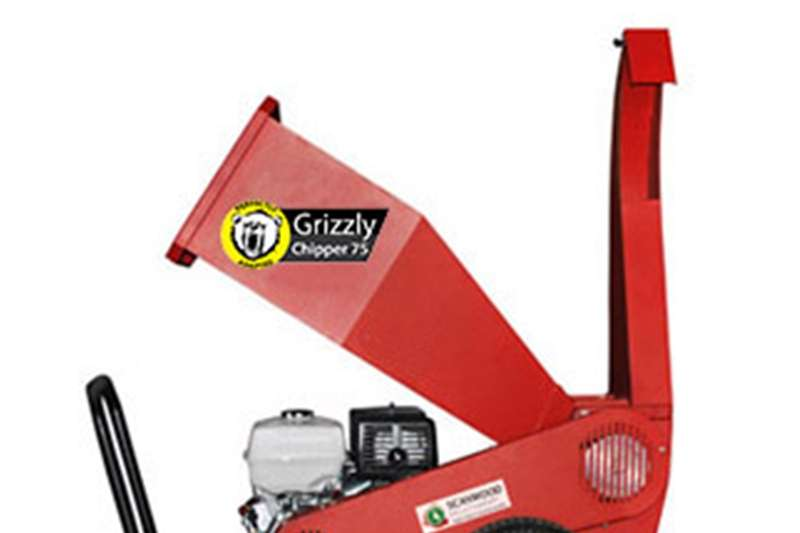 Chippers Wood chippers Grizzly 75 Wood Chipper