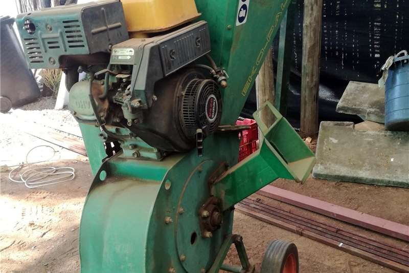 Chippers Wood chippers Small Wood chipper Eco Pal Azagai