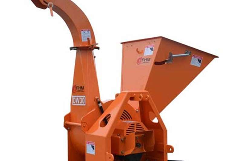 Chippers Wood chippers The result The result of chipping is nice and vari 1973