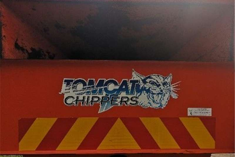 Wood chippers Tomcat 250 AFE Wood Chipper Chippers