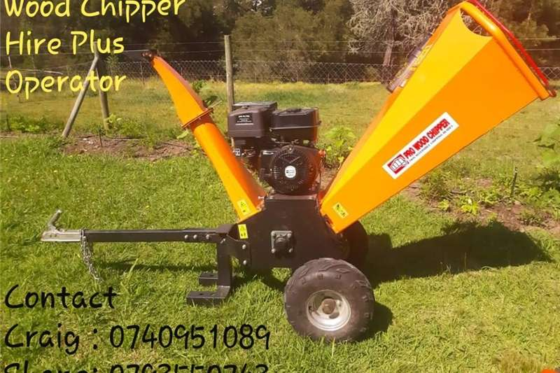 Chippers Wood chippers Wood Chipper