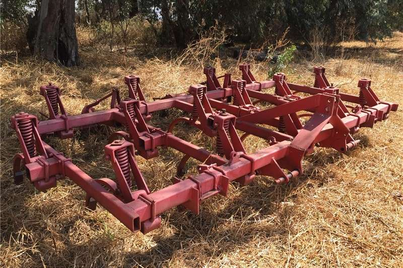 Chisel ploughs Agrico 15 Tand Beitelploeg