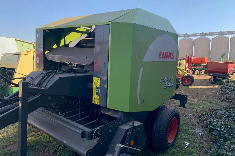 Claas Combine harvesters and harvesting equipment Claas Rollant 340 R/F Serviced