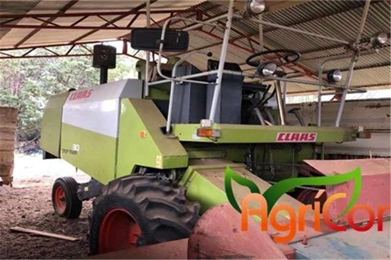 Claas Harvesting equipment 2013