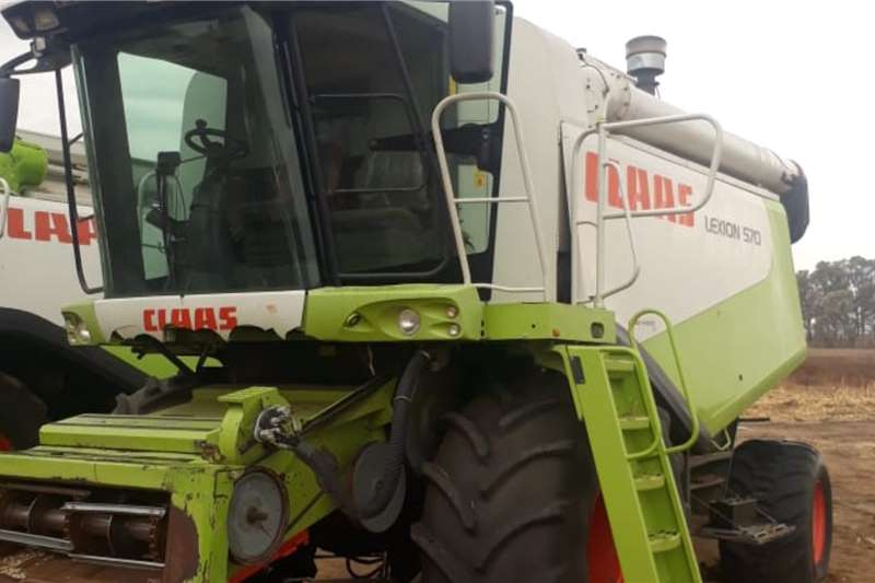 Claas Claas Lexion 571 Harvesting equipment