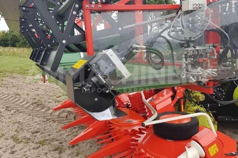 Claas Forage harvesters Claas Jaguar 830 Double Cut HEMPER Harvesting equipment