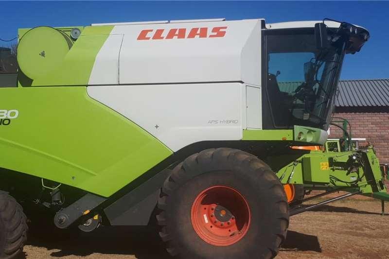 Claas Tucano 480 Harvesting equipment