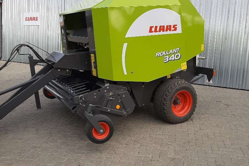 Claas Hay and forage Balers CLAAS ROLLANT 340 TWINE ONLY 2008