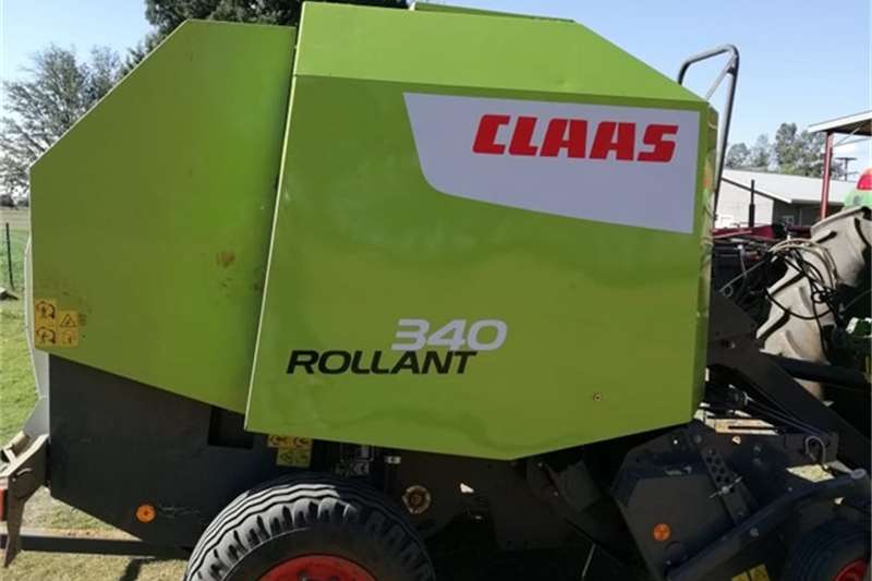 Claas Hay and forage