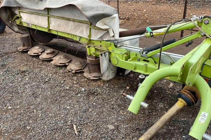 Claas Disc mowers Claas 2650+ Tollsneyer Haymaking and silage