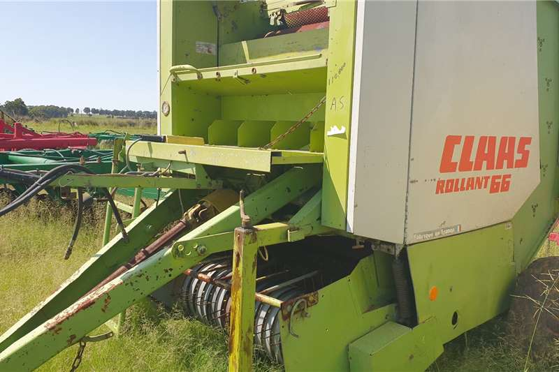 Claas Round balers 66 Haymaking and silage