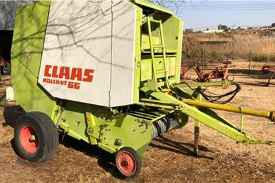 Claas Round balers Callas Rollant 1.5m Baler Haymaking and silage
