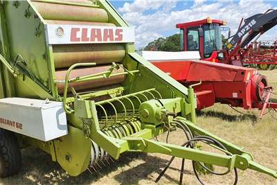Claas Round balers Claas 62 Haymaking and silage