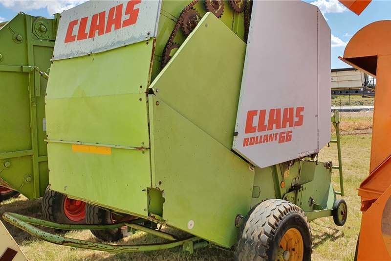 Claas Round balers Claas 66 Haymaking and silage
