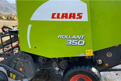 Claas Round balers Claas Rollant 350 Haymaking and silage
