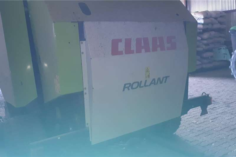 Claas Round balers Rollant 340 Baler Haymaking and silage