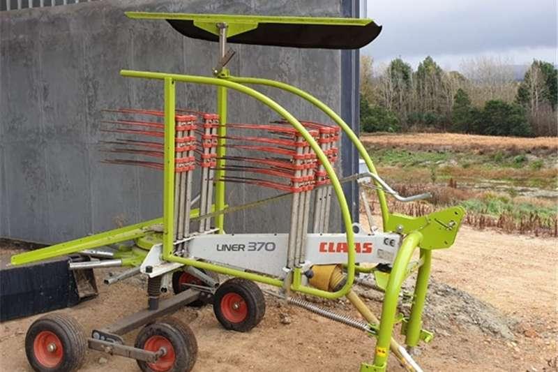 Claas Lawn equipment