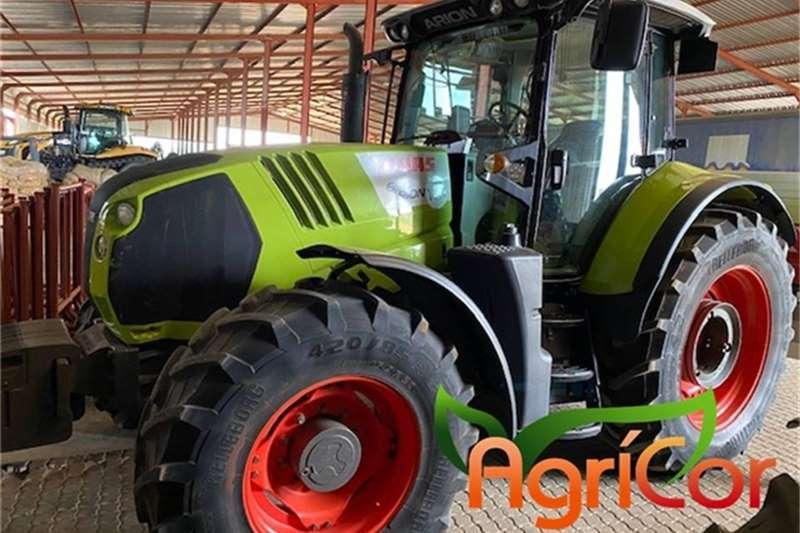 Claas Tractors 2015