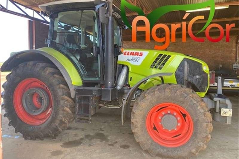 Claas Tractors 2019