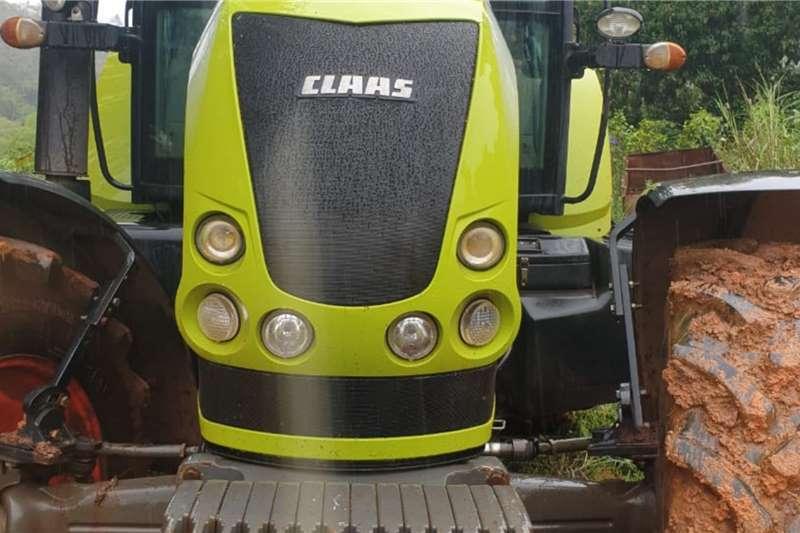 Claas 4WD tractors 630 CIS Tractors